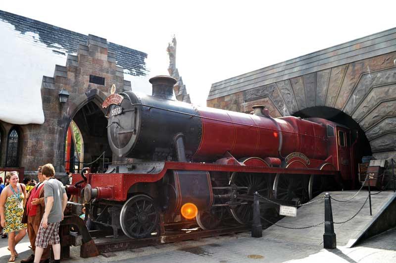 Hogwarts Train